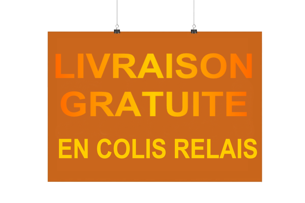 livraison gratuite en point relais medaillon photo porclaine